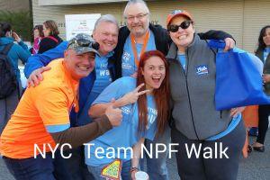 National Psoriasis Foundation 5k Team NPF Walk